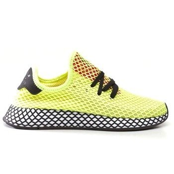 a05dfa504d849 adidas DEERUPT RUNNER W HIREYE CBLACK SHOPNK Shoes (CG5943)
