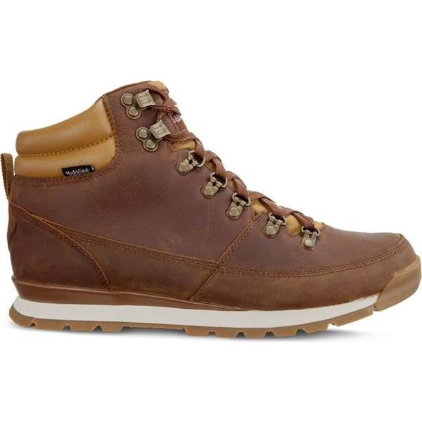6597b70e3 Men's Winter Boots The North Face MEN'S BACK TO BERKELEY REDUX LEATHER 090  DIJON BROWN TAGUMI BROWN