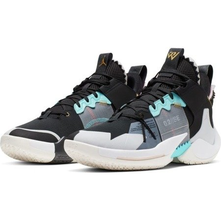 Air Jordan Why Not Zer0.2 Shoes - AQ3562-001