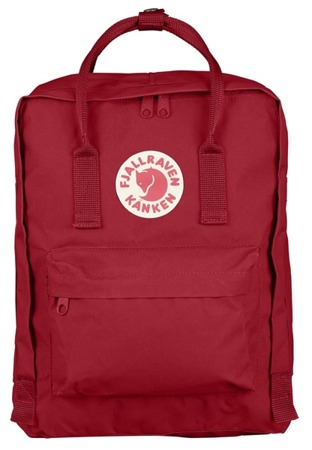 Backpack Fjallraven Kanken /Deep Red