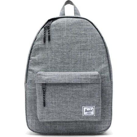 Backpack Herschel Classic Mid Volume Raven Crosshatch