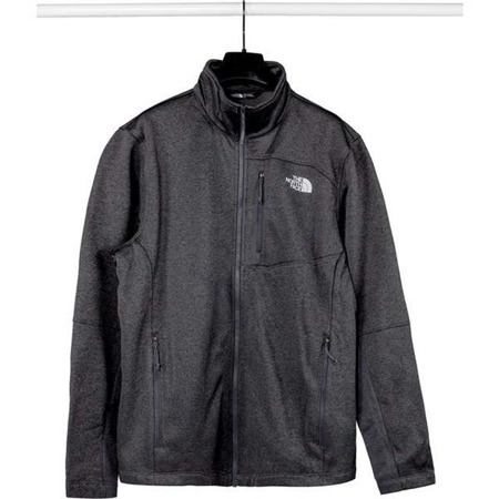 Men `s jacket The North Face M CANYONLANDS SOFT SHELL JKT TNF DARK GREY HEATHER