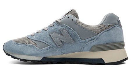 Men's Shoes Sneakers New Balance 577PBG Made in England