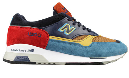 "Men's Shoes Sneakers New Balance M1500YP ""Yard Pack"" Made in England"