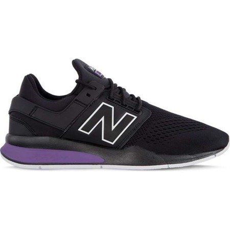 Men's Shoes Sneakers New Balance MS247TO TRITIUM PACK BLACK WITH FADED VIOLET