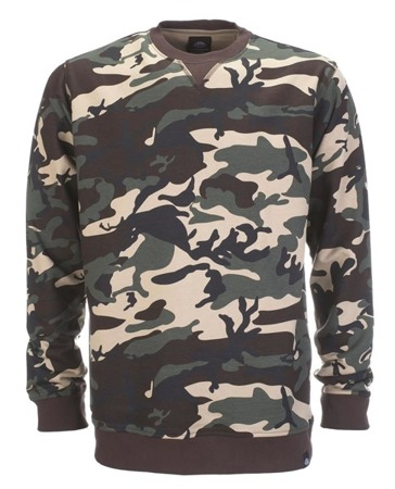Men's  Sweatshirt  Dickies - Washington / Camo