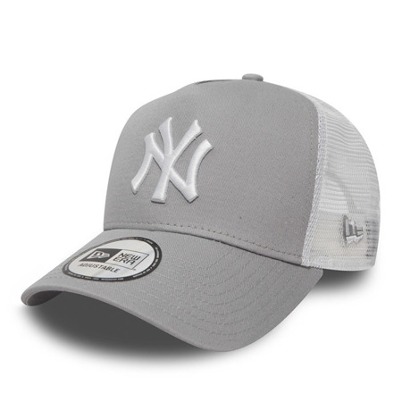 New Era New York Yankees Clean A Frame Trucker - 11588490