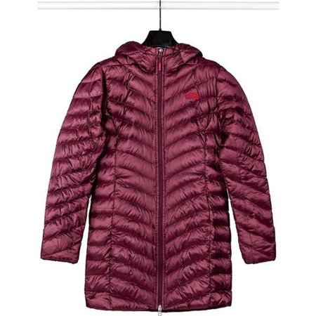 Women's Jacket The North Face W TREVAIL PARKA 3BRK FIG