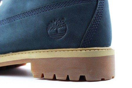 Women's Winter Boots Timberland 6 Premium Waterproof 9497R Navy Blue