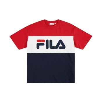 4ebc93bce56 Fila Men Day Tee Black Iris - True Red - Bright White