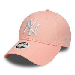 online retailer a5431 ae4cc New Era 9FORTY New York Yankees Essential Pink Strapback - 80581112