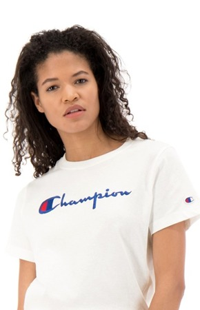 Champion Reverse Weave Damen T-Shirt - 110992/WW001