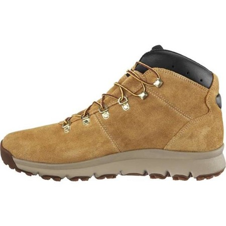 Herren Winterschuhe Timberland WORLD HIKER MID WHEAT