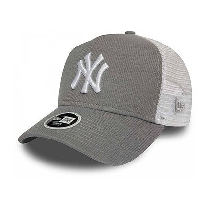 New York Yankees MLB Ribbed Jersey Women Trucker - 12040241