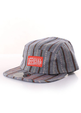 Official Acapulco Stripes Strapback