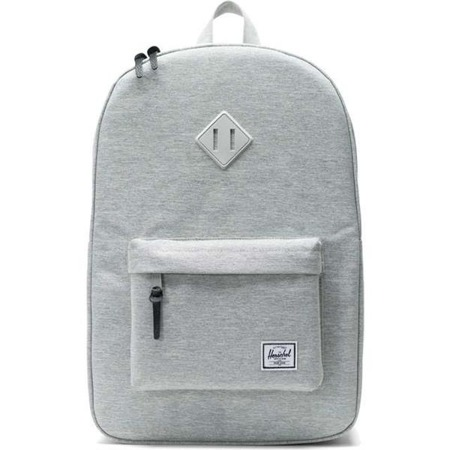 Rucksack Herschel Heritage Light Gray Crosshatch