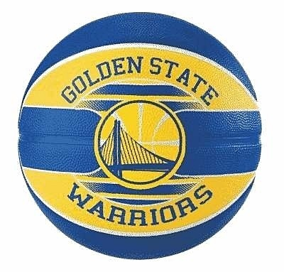 Spalding NBA Team Golden State Warriors Basketball
