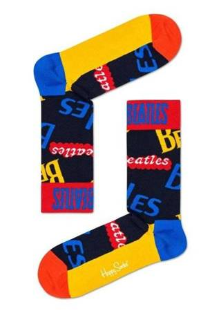 The Beatles x Happy Socks Gift Box (6-paar) XBEA10-0100