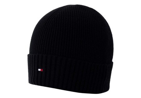 Tommy Hilfiger Pima Cotton Beanie - AM0AM05148-BDS