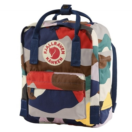Kanken Art Mini Plecak Fjallraven Summer Landspace 970
