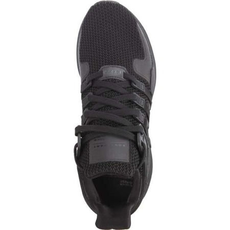 Adidas EQT SUPPORT ADV CORE BLACK - Buty Sneakersy