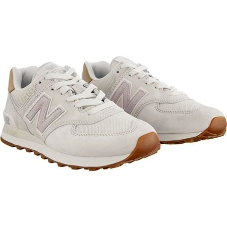 Buty New Balance Damskie WL574LCC LIGHT CLIFF GREY WITH LIGHT CASHMERE