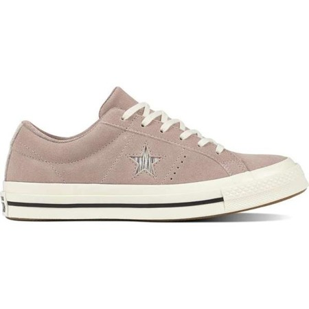 Converse C161539 ONE STAR DIFFUSED TAUPE SILVER EGRET - Buty Trampki