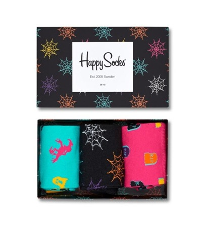 Skarpetki Happy Socks Giftbox XOPT09-9000