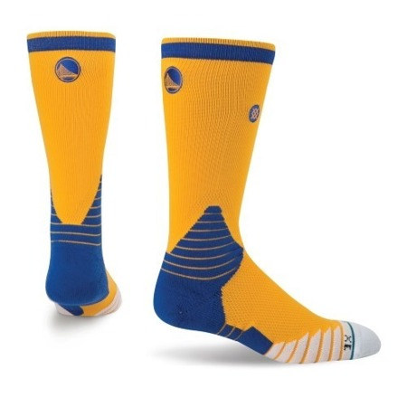 Skarpetki męskie Stance Golden State Warriors Away
