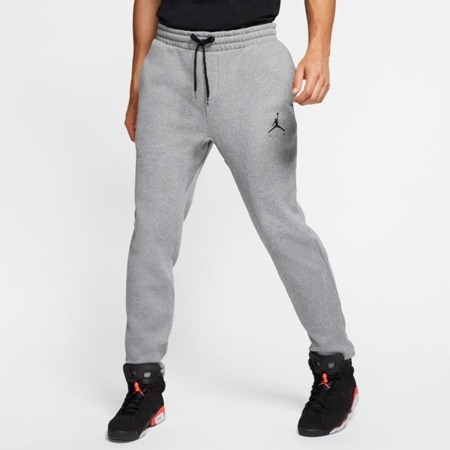 Spodnie Jordan Jumpman Fleece - AV3160-091